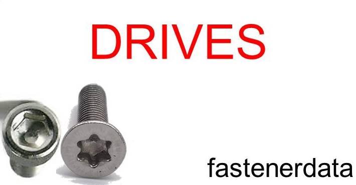 SCREW DRIVES