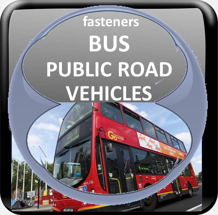 FASTENERS SUPPLIERS FOR BUS AND COACH