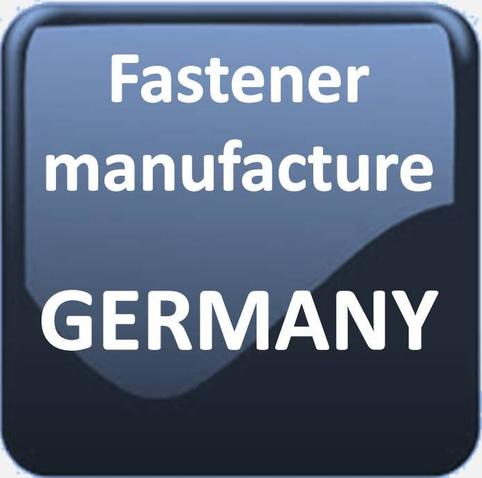 FASTENER MANUFACTURE GERMANY