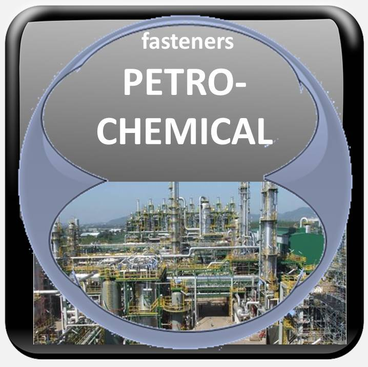PETRO-CHEMICAL FASTENERS OIL GAS FASTENERS