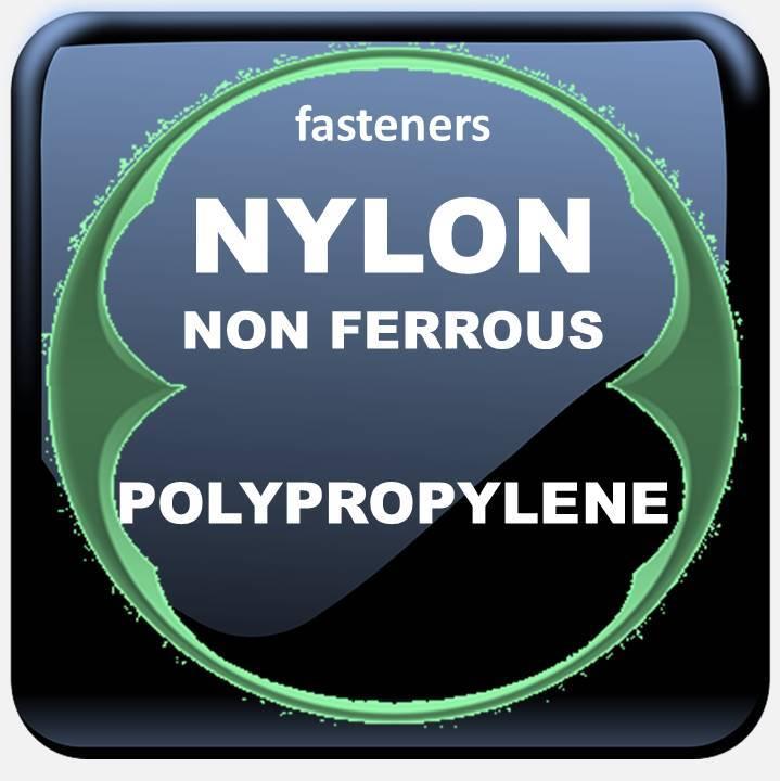NYLON NON STEEL FASTENERS