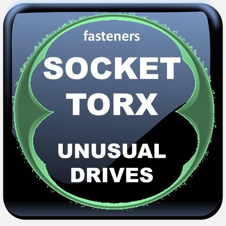SOCKET TORX SPECIAL DRIVES