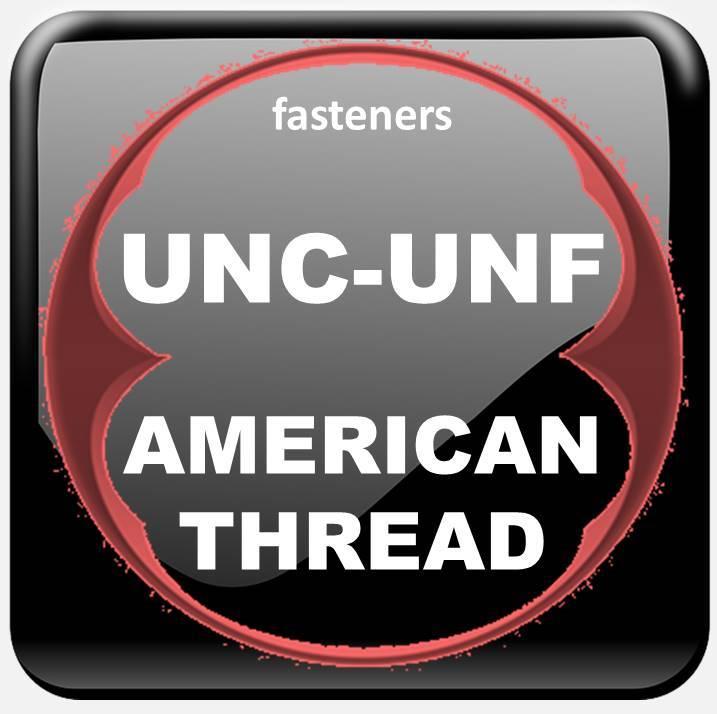 UNC UNF AMERICAN THREADS