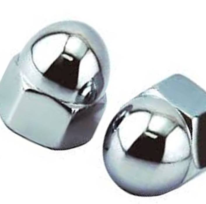 chrome plated fasteners