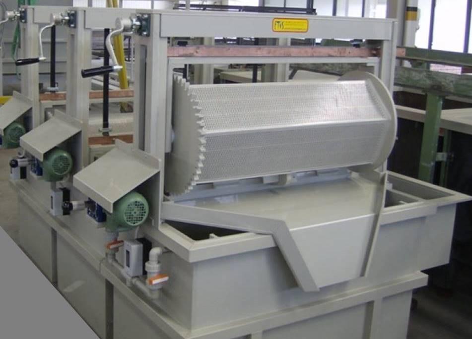 barrel electroplating of fasteners