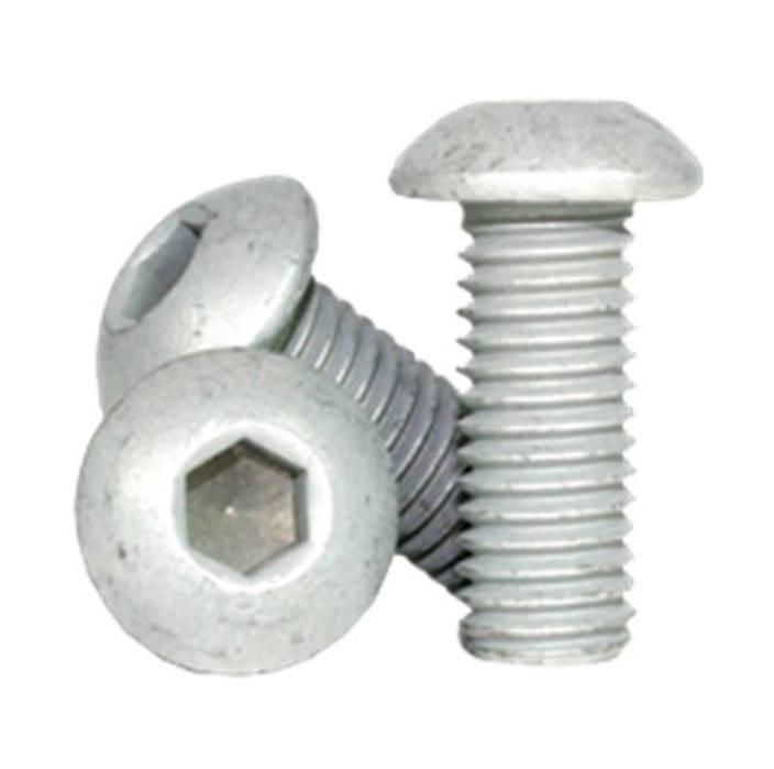 mechanical zinc coated fasteners