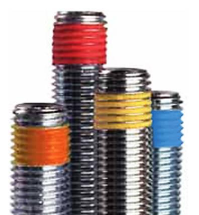 micro encapsulation thread fastener patch