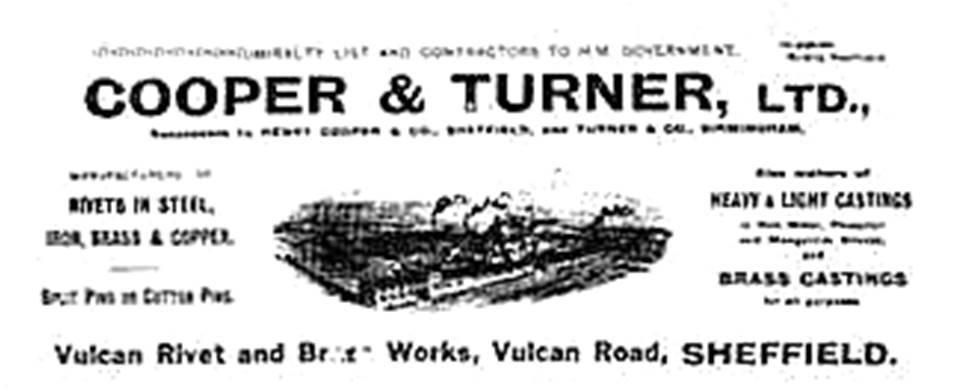 COOPER & TURNER