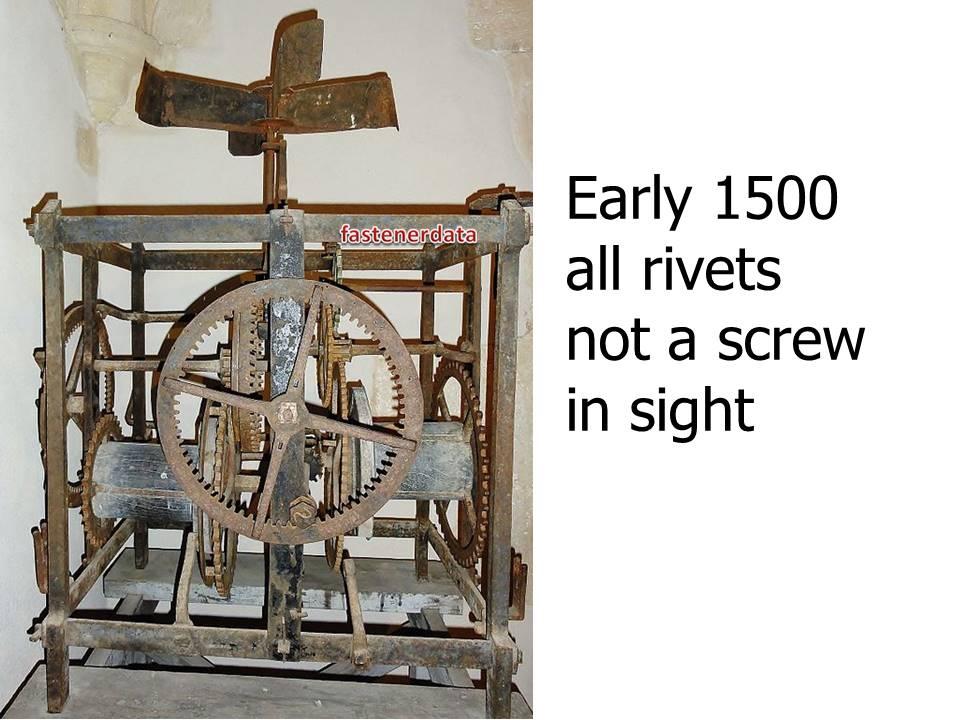 clocks no SCREWS