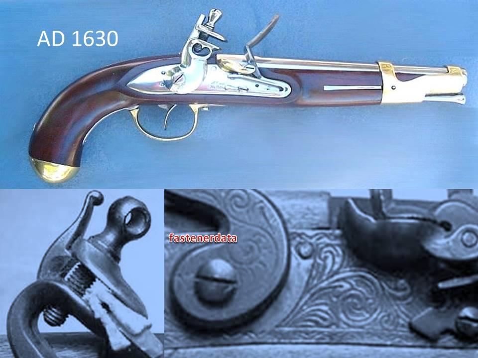 SCREWS IN GUNS
