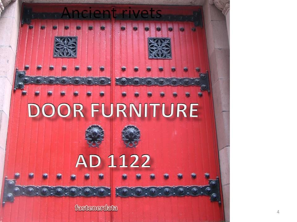 rivets doors