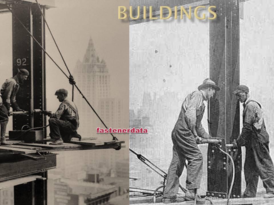 RIVETED BUILDINGS