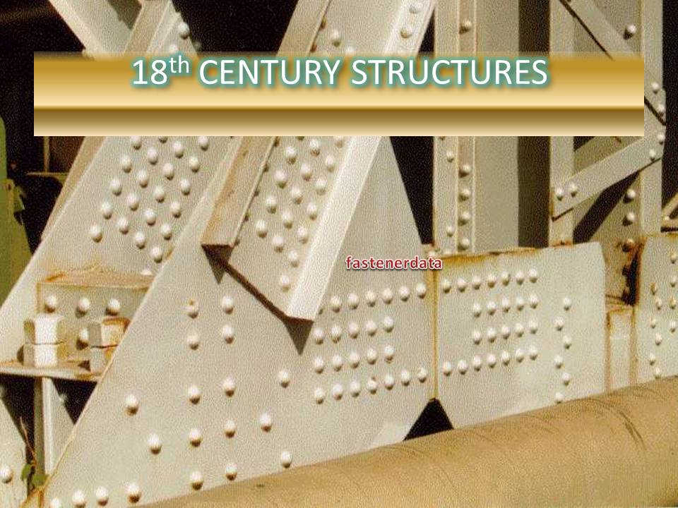 RIVETS STRUCTURES