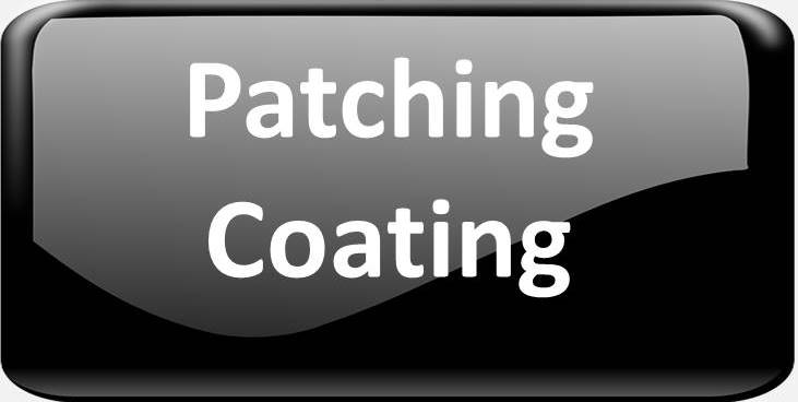 Patching locking and coating
