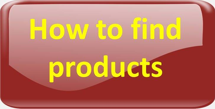 How to find products