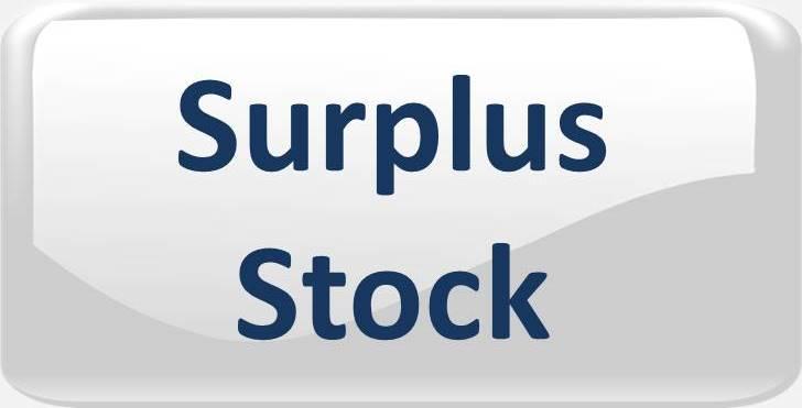 SURPLUS STOCK OVER STOCKS