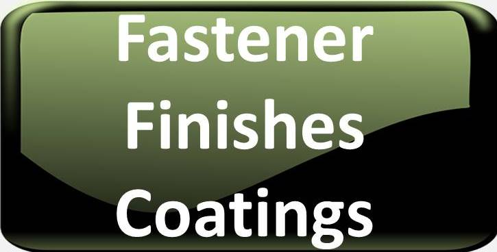fastener finishes and coatings