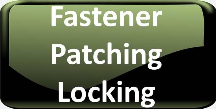 fastener patching