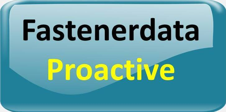 proactivity at fastenerdata