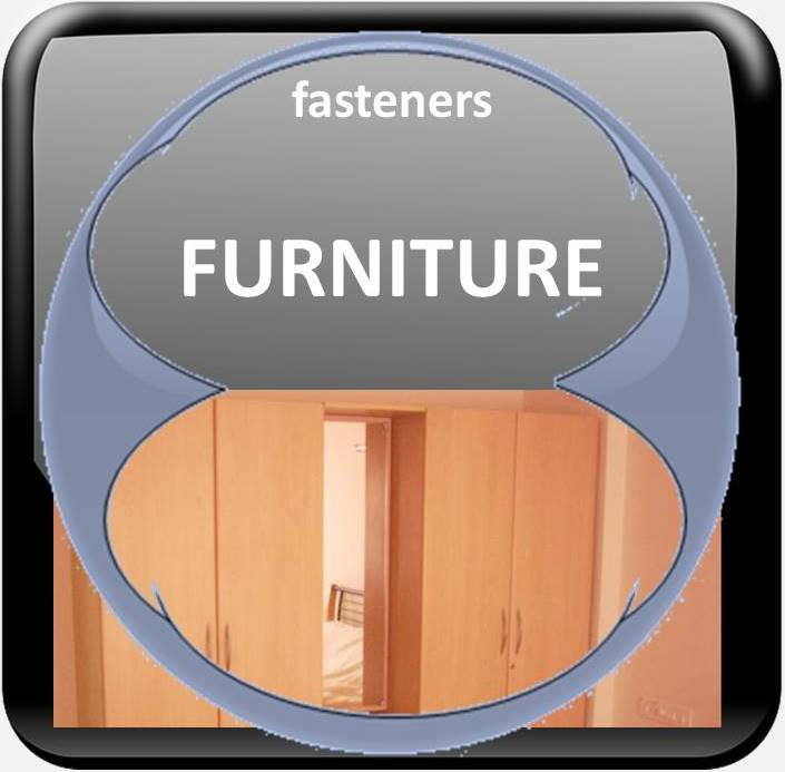 furniture fasteners and fixings