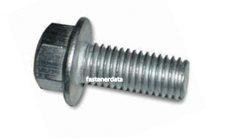 HEXAGON FLANGE BOLT