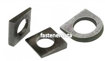 TAPER WASHERS