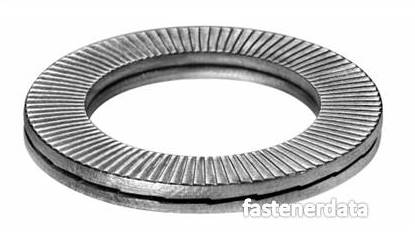 Fastenerdata - kpf WASHERS - Fastener Specifications