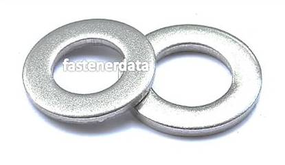 AMERICAN INCH FLAT WASHERS