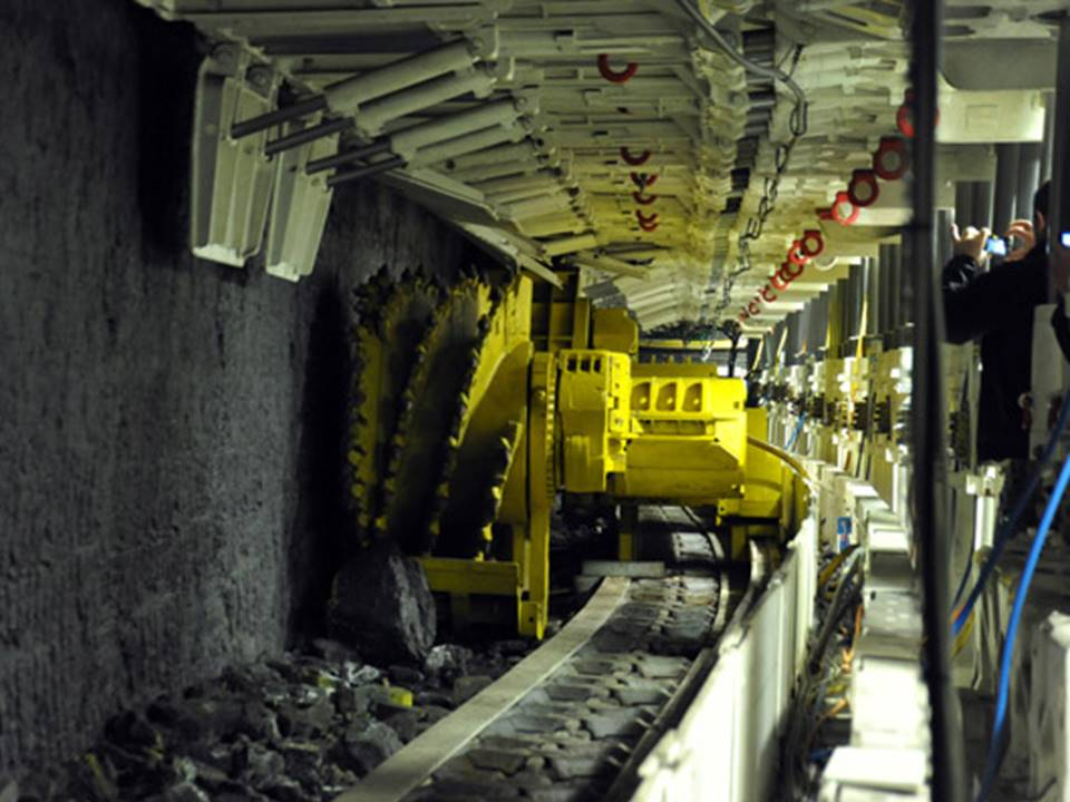 fasteners in mining