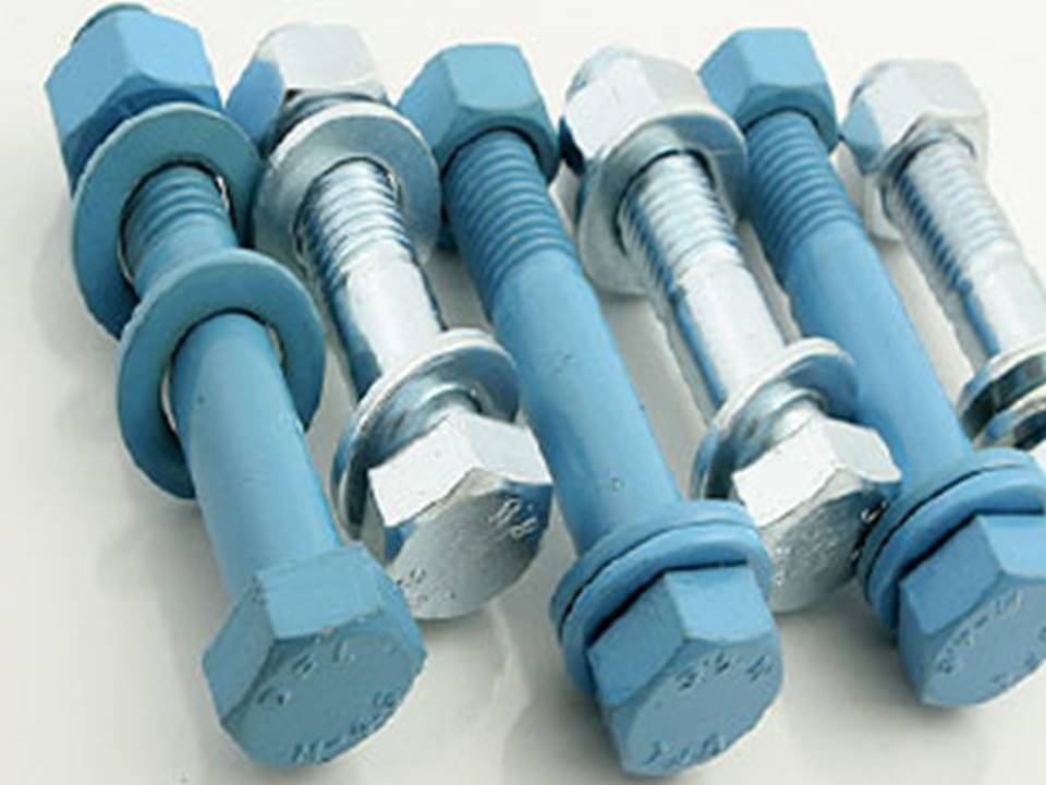 fasteners for water