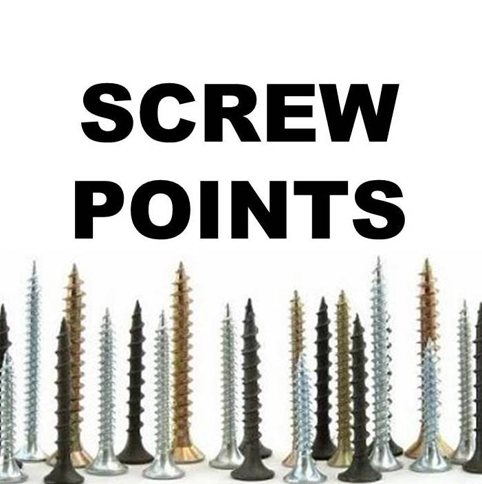 SCREW POINTS
