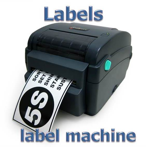 fastener printer labels