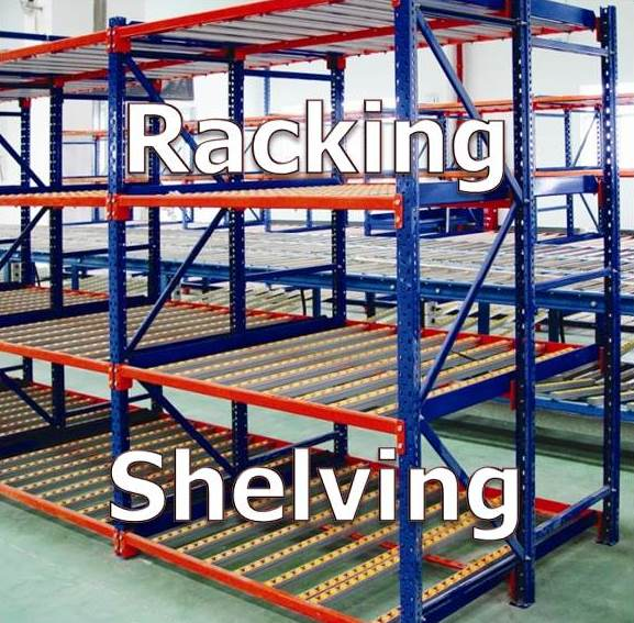 fastener shelving and racking